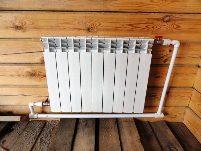 Установка радиаторов отопления своими руками в доме